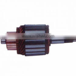 WAI AN105C802 auto starter armature for Harley