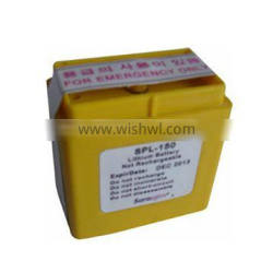 Saracom spl-150 lithium battery for TW-45,GMD-150,SMD two way vhf radio
