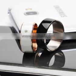 Factory newest smart timer ring for Nfc Andriod WP smart phones