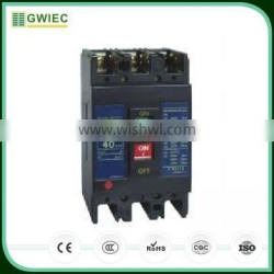 GWIEC Alibaba Best Sellers Low Voltage 3P 50A Nf-Ss Safety Moulded Case Circuit Breaker