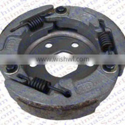 Free shipping GY6 DIO 50cc Scooter Engine Parts Clutch Shoe for GY6 50cc 139QMA/139QMB Engine