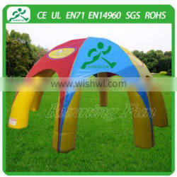 Outdoor big inflatable party tent,outdoor tent