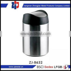 high quality kitchen cabinet with trash can