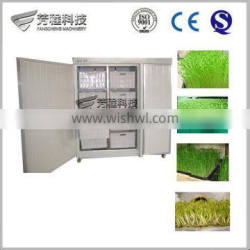 Low Power Consumption Alfalfa Sprout Machine/Automatic Bean Sprout Making Machine