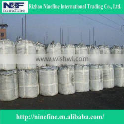 china factory amorphous graphite with FC 80%