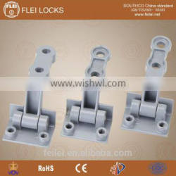 Factory direct seeling industry electric box hinge with zinc plated