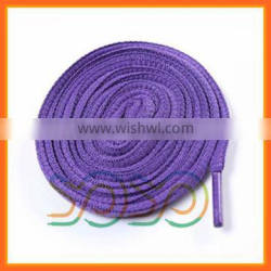 YoYo New Purple Athletic Shoelaces Sport Sneakers Shoelaces Hiking Boots Strings With High Quality