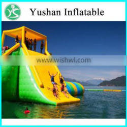 Water Park games giant cheap inflatable pool toys