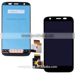 Alibaba China wholesale supplier replacement LCD Display touch screen digitizer assembly for Motorola Moto G XT1032 XT1033