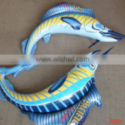 Inflatable Marlin Fish for Promotion