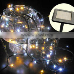 Solar string Light/for Christmas and holiday decoration