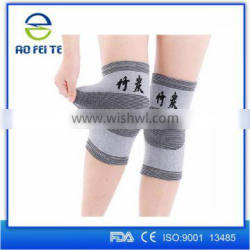 Aofeite CE & FDA Certificate Bamboo charcoal knee pads wholesale AFT-MKB002
