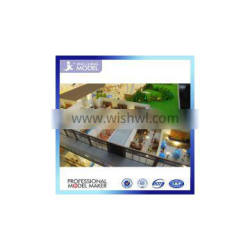 Architectural urban design model, architectural residential building model making