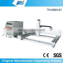 TH-206H-Z1 3 axies gantry robot with servo system and ball screw china manfacturer