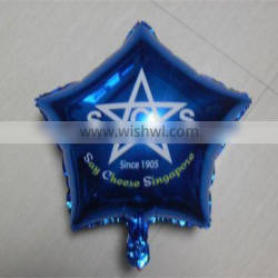 Special shape foil balloon
