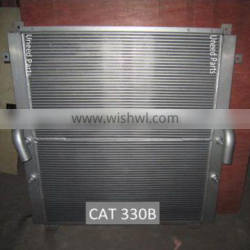 Factory direct supply CAT330B hydraulic oil cooler