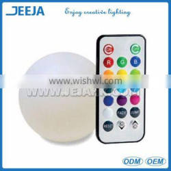 Remote Controlled Party Favor RGB Color Led Ball Light
