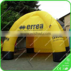 Alibaba trade assurance inflatable dome tent for promotion