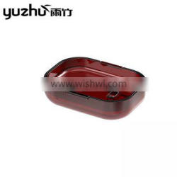 Reasonable Price Alibaba Wholesale soap dish red
