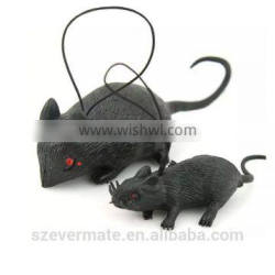hallowmas horror simulation polyethylene mouse