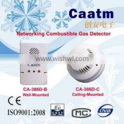 CA-386D-B & CA-386D-C Networking Wall Mounted Combustible Gas Detector