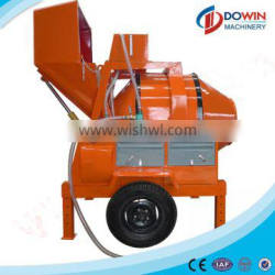 JZR350 widely used concrete mixer for construction