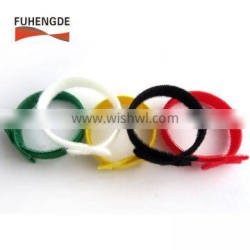 OEM colorful durable cable strap cable tape wire tie