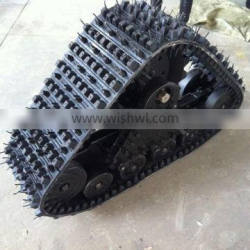 ATV/SUV/UTV Rubber track System Kits/rubber track conversion system kits
