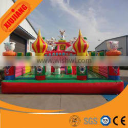 China Used Commercial Inflatable Bouncy Castle Playground