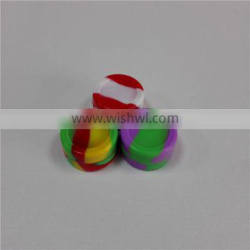 5ML Capacity Newest Design Silicone Wax Container For Electronic Cigarette