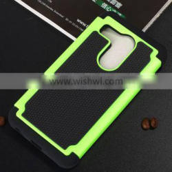 Triple layers defender combo case for LG nexus 5X