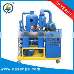 portable used transformer oil purifier with high quality