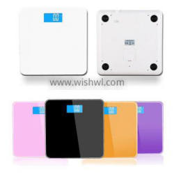 digital household body weighing scale 180kg, electronic glass body weighing scale