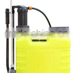 Knapsack hand PE sprayer for agriculture use