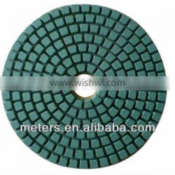 4 Inch Marble Wet Polishing Pads