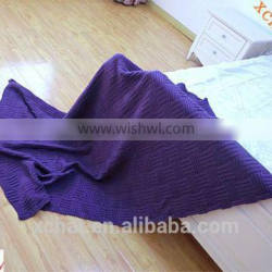 2015 fashion trend multifunctional super soft blanket