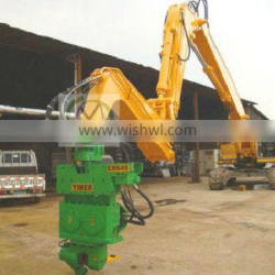 manufacturer of YIMER hydraulic vibratory hammers, high quality vibratory pile hammer