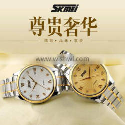 2015 factory most fashion japan movt quartz watch stainless steel strap,man watch