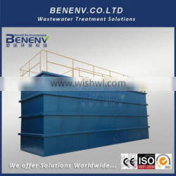 Package Sewage Treatment Plant MBR for Domestic and Industrial Sewage