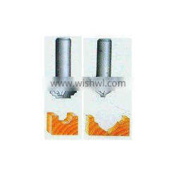 tungsten carbide tipped router bit for wood -----classical plunge bit(0766)