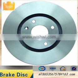 Excellent quality Geomet painting brake disc for Cirtoen parts
