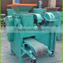 Good quality Charcoal briquette extruding machine | Coconut shell charcoal briquette machine Quality Choice