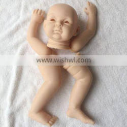 Custom Vinyl Toys Reborn Doll Kits Fat Baby Doll kits with lovely face expression