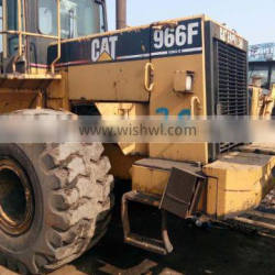 popular used good condition wheel loader 966f for cheap sale in shanghai