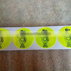 3M soft reflector with logo printing