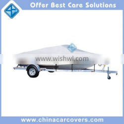 Silver Coated Boat Cover
