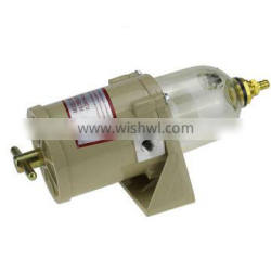 Construction Machinery Parts Fuel Water Separator Assembly 500FG With Cartridge 2010PM