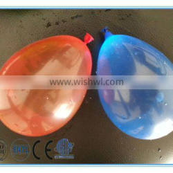 promotional 3# water balloon clear balloon
