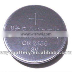 lithium coin cell battery