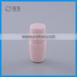 Small plastic container for cosmetic packaging